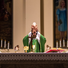 First Communion Program 2021